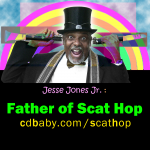 Jesse Jones Scat Hop Official